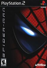 Spiderman PS2 Playstation 2 Game Complete