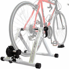 NEW Portable Indoor Exercise Magnetic Resistance Bicycle Trainer Stand Bike 3