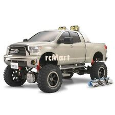 Tamiya Toyota Tundra High Lift 4WD 4x4 3-Speed EP 1:10 RC Car Truck #58415