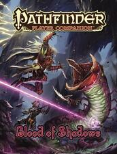 Pathfinder Player Companion Blood Of Shadows by Paizo Publishing PZO 9466