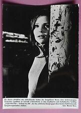 (X286) 4x Pressefotos - Efrem Zimbalist Jr. - Cosa Nostra- Erzfeind des FBI 1967