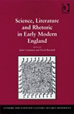 Literary and Scientific Cultures of Early Modernity: Science Literature and...