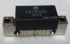 MOTOROLA CA2830C MODULE 34.5 dB 5-200 MHz 800 mWATT