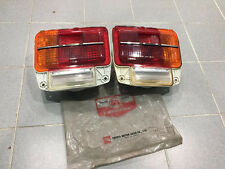 Toyota corolla KE20 Sedan  4 door Taillight ,  Genuine NOS Japan 1 pair