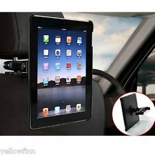Everything Tablet Headrest Seat Car Holder Mount for original iPad  2 3 4