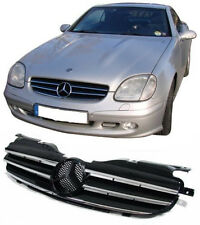 REPLACEMENT CL STYLE BONNET GRILL FOR MERCEDES SLK R170 1996-2003 NICE GIFT