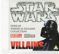 (FR306) News of the World, Star Wars Episode 3 - DVD
