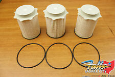 2010-2012 Dodge Ram 6.7Liter Cummins Turbo Diesel Fuel Filter Set of 3 Mopar OEM