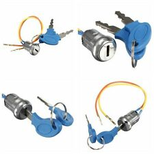 New 2-Wire Ignition Key Switch Lock Scooter ATV Moped Go Kart Dirt Bike