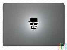 """Heisenberg Walter White Apple Macbook Air 13"""" 15"""" Pro Sticker Aufkleber Skin"""