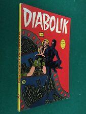 DIABOLIK Collana super fumetti in film n.2 , 1° Ed Corno (1976)