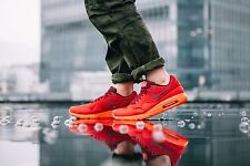 Nike Air Max 1 Ultra Moire Mens size 9 705297-600 Gym Red/Team Red/UnvrsRed
