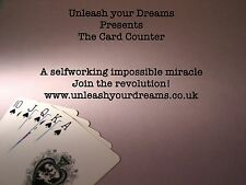 Card Counter Trick  Miracle Magic + trick with coins plus coldreading guide