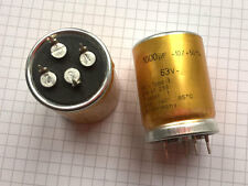 Roederstein EYV 1000uF 63V Aluminum Polarized Capacitor Low ESR Gold Audio