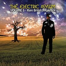 VARIOUS - The Electric Asylum Vol. 5. New CD. Psych.