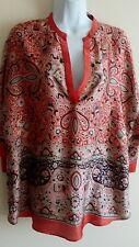 Zara Basic Size M 14/16 Kaftan Top Never Worn