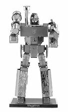 Metal Earth TRANSFORMERS MEGATRON 3D Model Kit - Steel NANO Puzzle