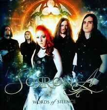 WORDS OF SILENCE - NEW CD