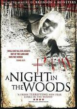 A Night In The Woods (DVD, 2014, w/Slipcover) Anna Skellern, Free Shipping