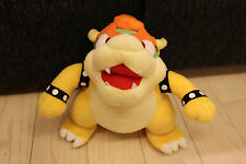 Super mario Party 5 Bowser Plush doll soft toy stuffed 2003 Japan rare bean bag