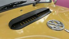 VW Beetle Air Intake Grill Front Vent Inlet Grill Aircooled Hood Cover Black