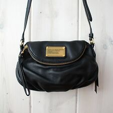 NWT Authentic Marc By Marc Jacobs Classic Q Natasha Mini Flap Leather Crossbody