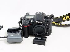 Nikon D7000 16.2 MP Digital SLR Camera Body with Everything Shown
