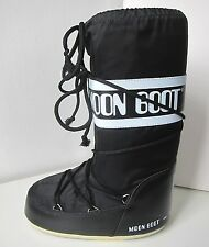 Tecnica MOON BOOT Nylon schwarz Gr. 35/38 Moon Boots Moonboots black