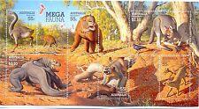 Australia- Megafauna- min sheet mnh