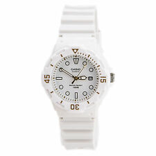 Casio Women's White Dive Series Diver Look Analog Watch LRW200H-7E2