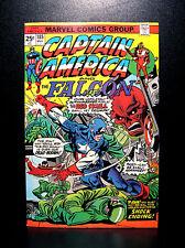 COMICS: Marvel: Captain America #185 (1975), Red Skull app -RARE (thor/avengers)