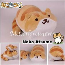 "8"" Anime Neko Atsume ねこあつめ Cute Cat Maid Collection Plush Toy Stuffed Doll Gift"