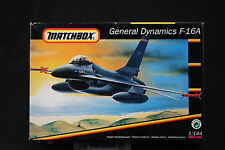 YN024 MATCHBOX 1/144 maquette avion 40056 General Dynamics F-16A