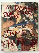 Dangerous Book Four Boys by James Franco Hardcover Photo Art Book 2012