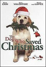 The Dog Who Saved Christmas [DVD] NEW SEALED FREEPOST