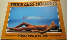 Advertising Holidays Priceless Horizon - posted