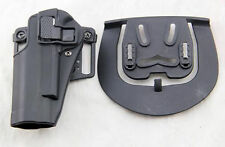 USA Quick Tactical Holster Right/Left Hand Paddle Belt Holster for Colt 1911