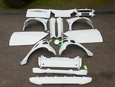 Smart Car Fortwo Passion Pure OEM Complete Set of White Body Panels (Entire Car)
