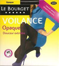 A VOIR !! 2 COLLANTS T3 VOILANCE LEBOURGET NOIR OPAQUE 50 D extra doux LOT J