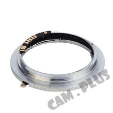 Camera EMF AF Confirm Adapter For Leica R to Canon 5D Mark III 750D 7DII T5i 80D