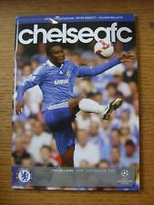 22/10/2008 Chelsea v Roma [European Cup] . Item In very good condition unless pr