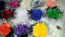 Joblot 20 pcs Feather & Sinamay Hair Fascinator on Hairclip NEW wholesale Lot 3