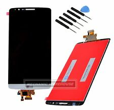 LG G3 D855 D850 LCD DIGITIZER TOUCH SCREEN DISPLAY WHITE Assembly Replacement UK