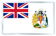 BRITISH ANTARCTIC TERRITORY FLAG FRIDGE MAGNET SOUVENIR IMAN NEVERA