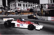 9x6 Photograph Keke Rosberg , F1 Theodore TR1 , US GP West Long Beach 1978