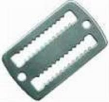 Red Hat Diving stainless steel 3 bar weight retainer, triglide. SB-01