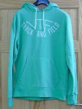 Men's Nike Track and Field Green Hoodie Size Medium hooded Sweatshirt