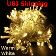 9 Colours 800 LED 100M Fairy String Lights Christmas Tree Xmas Party Wedding
