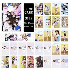30pcs /set Super cute Kpop TWICE all members Photo Picture Poster Lomo Cards