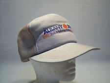 """Vintage Albany 300 """"Still Making History"""" Trucker Hat Men's One Size Fits All"""